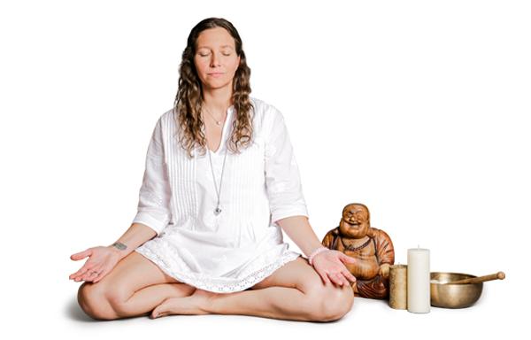Meditation | Nicole Gollan